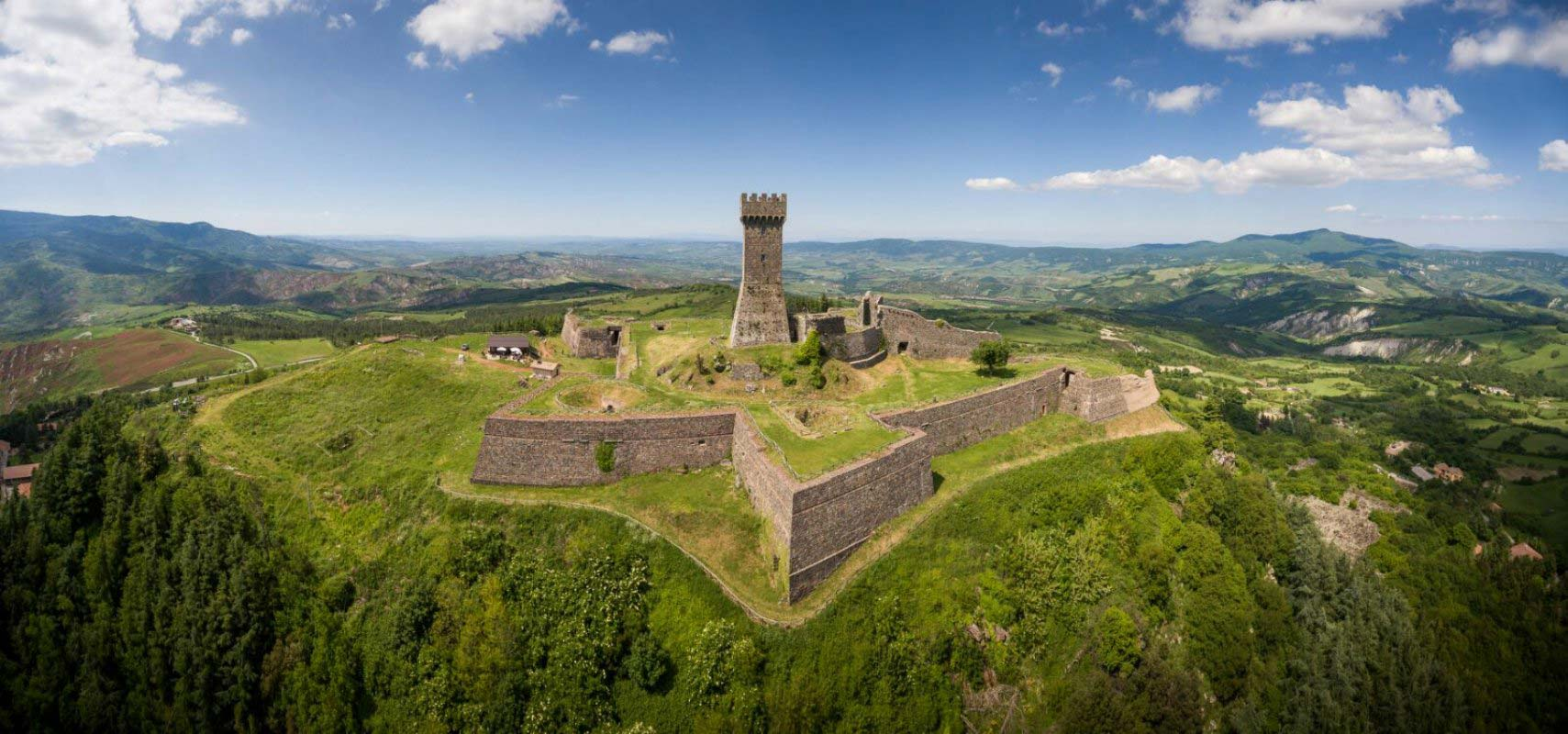 Radicofani fortress